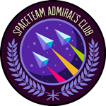 Spaceteam Admiral's Club